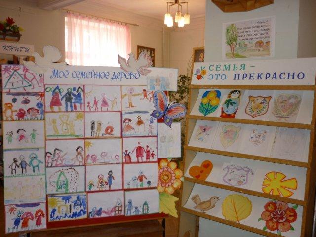 Семейные мероприятия для библиотек сценарии мероприятий